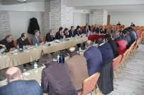 AHMET ÇıNAR - Vali Çınar, Tekstil Sektörü Temsilcileriyle Bir Araya Geldi