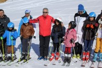 HAKKARİ VALİSİ - Vali Toprak'tan Kayakseverlere Davet