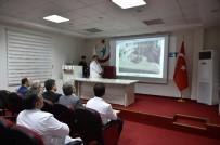 GÜNGÖR AZİM TUNA - Vali Tuna Hastane Gezilerine Devam Ediyor