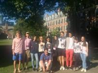 CONNECTICUT - Yale Üniversitesin'de Türkiye'yi Temsil Eden GKV'li