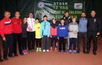 ELEME MAÇLARI - 12 Yaş Tenis Milli Takımı Adana'da Belirlendi