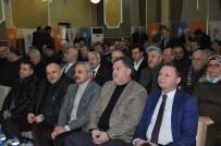 AK Parti Merkez İlçe Danışma Kurulu Toplantısı Yapıldı