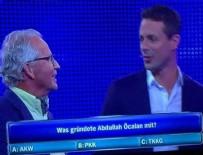 PKK TERÖR ÖRGÜTÜ - Alman devlet televizyonunda Öcalan sorusu
