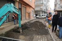 Altınordu'da Alt Yapı Çalışmaları