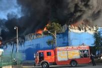 HAKAN ARıKAN - Arsin Organize Sanayi Sitesi'nde Yangın...(2)