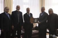 MEHMET DOĞAN - Atatürk Üniversitesi'nde, 80 Yıl Sonra Mehmet Akif Konferansı