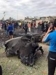 NECEF - Bağdat'ta Bombalı Araç Saldırısı Açıklaması 33 Ölü
