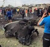 NECEF - Bağdat'ta Bombalı Saldırı Açıklaması 33 Ölü