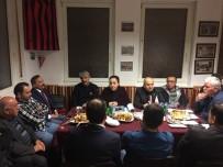 YARDIM TALEBİ - Başkan Güneş Almanya'daki Gurbetçilere Belediye Çalışmaları Hakkında Bilgi Verdi