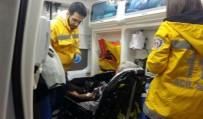 YAŞLI ADAM - Beyin Kanaması Geçiren Hasta 4 Saatte Kurtarıldı