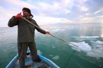 İBRAHIM ERDOĞAN - Beyşehir Gölü Tamamen Donarsa Onlar Da Tatile Çıkacaklar