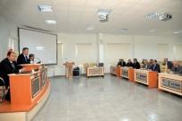 SÜLEYMAN ELBAN - Bilecik'te İl Encümen Ve OSB Toplantısı