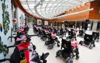 MUSTAFA ŞAHİN - Büyükşehir'den 80 Tekerlekli Sandalye Dağıtımı