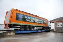 ATIK SU ARITMA TESİSİ - Büyükşehir, İlçelerdeki Atık Sorununu Çözdü