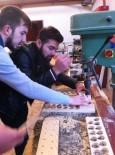 ÇOCUK YUVASI - Çaycuma MYO Ahşap Oyuncak Atölyesi Sosyal Sorumluluk Projesine İmza Attı