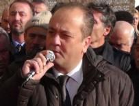 CENAZE TÖRENİ  - Cenaze töreninde CHP'lilerin 'biz de konuşacağız' tartışması