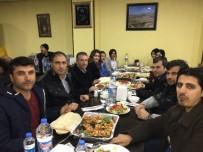 Cizre'de Başarılı Öğrenciler Yemekte Buluştu