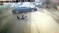MEHMET ARSLAN - Çocuğun Öldüğü Kaza Kamerada