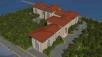 Çorum Sağlık Kompleksi Ve 112 Komuta Kontrol Merkezi İnşaatı Başladı
