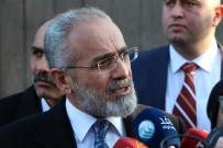 YALÇıN TOPÇU - Cumhurbaşkanı Başdanışmanı Yalçın Topçu'dan Reina'ya Ziyaret
