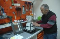 SAĞLIKLI BESİN - Emekli Profesör, Küf Oranını Ölçebilen Makine Geliştirdi