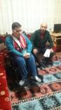 YÜRÜME ENGELLİ - Engelli Çocukları Sevindiren Hediye