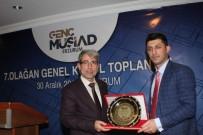 AHMET YAPTıRMıŞ - Erzurum Genç MÜSİAD'da Kan Değişimi
