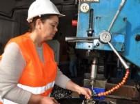 JAPONYA - Eşiyle ürettiği contaları ihraç ediyor