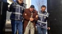 İPEKYOLU - Evine el bombası atıp akrabasını öldürdü