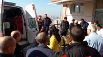 KARANLıKDERE - Fabrikadaki Patlamada 4 Kişi Yaralandı