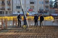 Fatsa Belediye Binası İnşaatı Devam Ediyor