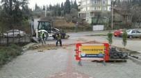 ESKIHISAR - Gebze'de Parke Çalışmaları Sürüyor
