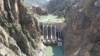 ENERJİ SANTRALİ - Güllübağ Barajı Ve HES Doğuyu Aydınlatmaya Devam Ediyor