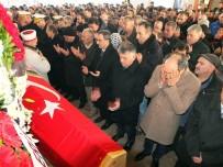 ERSIN YAZıCı - Güvenlik Görevlisi Hatice Karcılar Toprağa Verildi