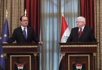 ÖZEL KUVVETLER - Hollande, Fuad Masum'la Görüştü