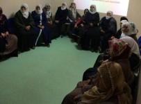 CİNSEL İLİŞKİ - Horasan Toplum Sağlığı Merkezi Tüberküloz Hakkında Bilgilendirdi