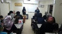İŞİTME ENGELLİ - İşitme Engellilere 'Ahlak Bilgisi Eğitimi' Devam Ediyor