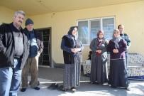 EĞERCI - İstanbul'daki Saldırıda Ölen Mesut Gürbüz'ün Köyünde Üzüntü Hakim