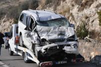 ALPAGUT - İzmir'de Feci Kaza Açıklaması 2 Ölü