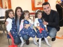 ÜÇÜZ BEBEK - İzmir'in 'Nadir' Bebekleri 2,5 Yaşında