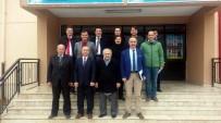 MUSTAFA AYDıN - Koçarlı DEKE Toplantılarına Dağ Köylerinde Devam Ediyor