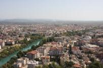 TAKSIM - Manavgat'ta 2016 Yılında3 Bin 554 Konut Satıldı