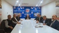 AHLAKSIZLIK - Memur-Sen Bursa İl Temsilciliği Ortaköy'deki Hain Saldırıyı Lanetledi
