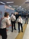 İLAÇ TEDAVİSİ - Metro'da Bulaşıcı Hastalıklara Karşı Pandomimle Uyarı