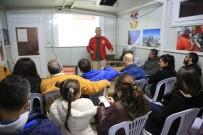 Milas'ta AKUT Gönüllülerine Arama Eğitimi