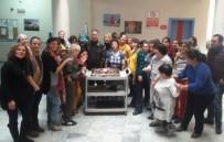 Milas'ta Özel Bireylere Yılbaşı Sürpriz