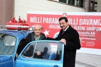 YıLMAZ ARSLAN - 'Milli Paramız Kampanyası' İle Hem Ülke Hem Vatandaş Kazandı