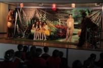 ÇOCUK OYUNU - Miniklere Verem Hastalığı Tiyatro İle Anlatıldı