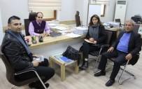 MİTSO'dan Edremit Ve Ayvalık'ta İnceleme Ziyareti