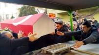 HASAN ÇAKMAK - Ortaköy Saldırısında Ölen Fatih Çakmak Son Yolculuğuna Uğurlanıyor
